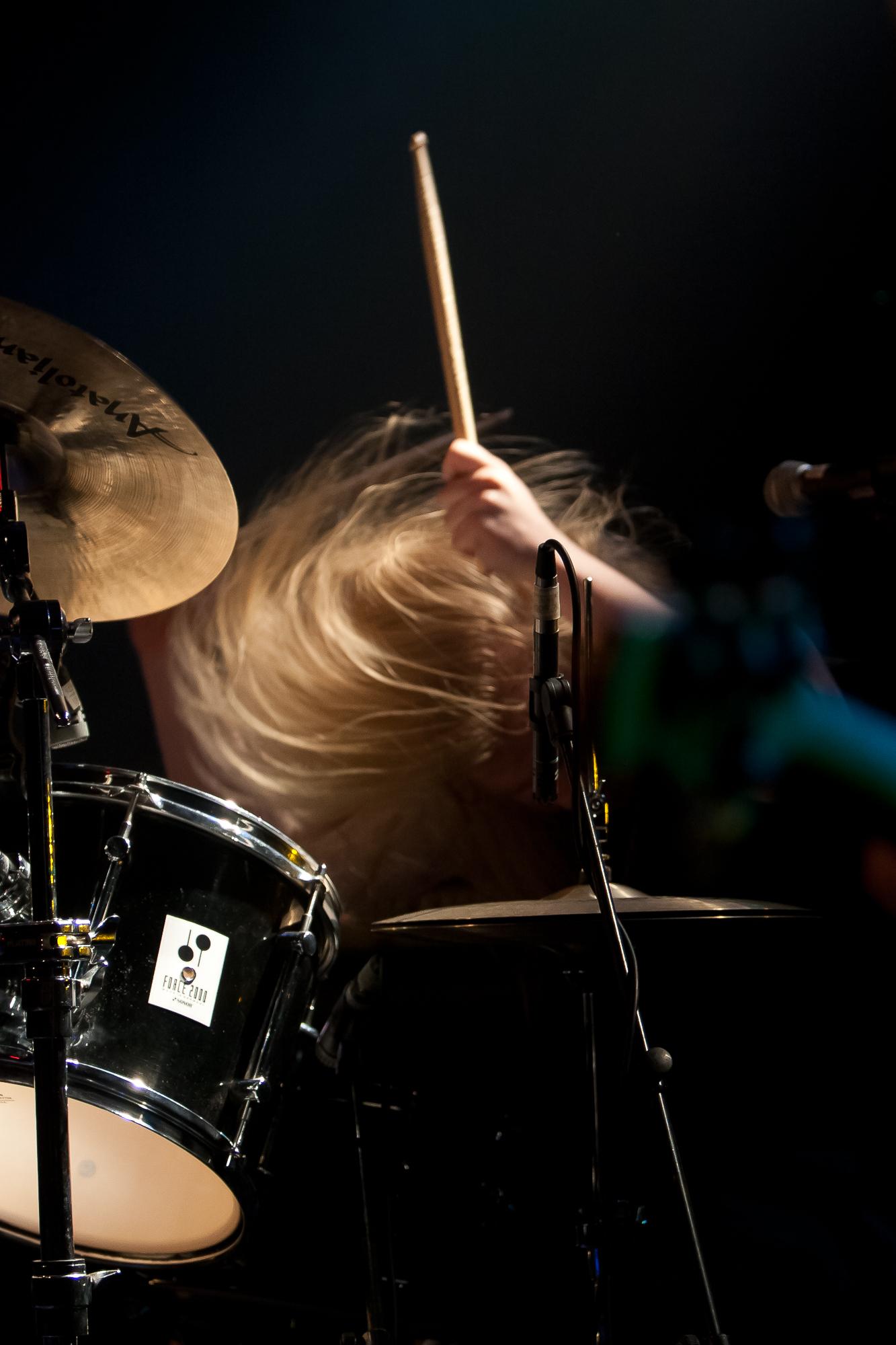 Hairdrumming