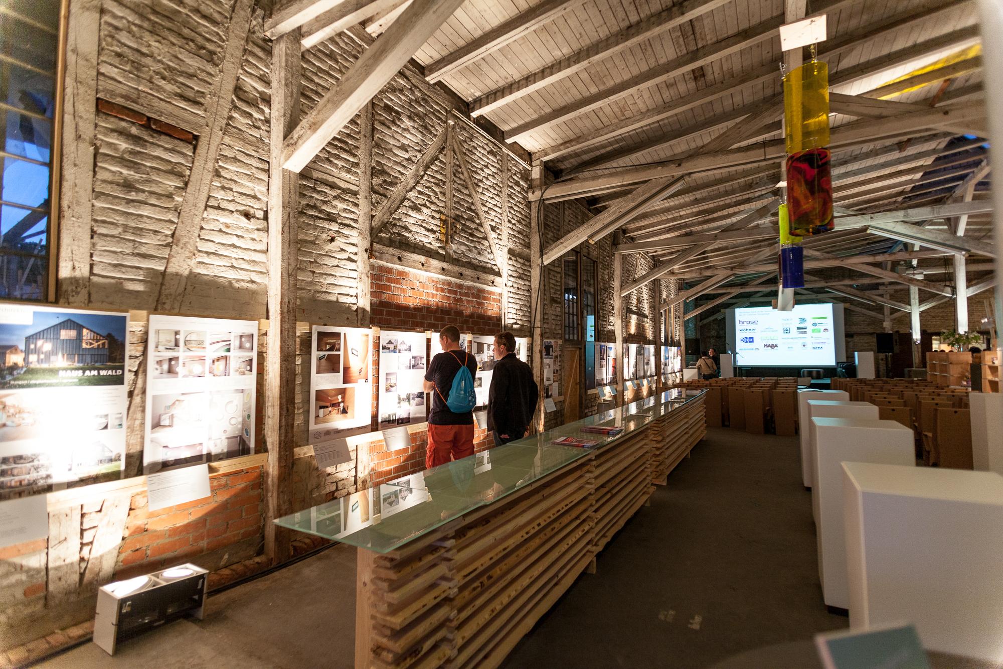 Ausstellung im alten Güterbahnhof